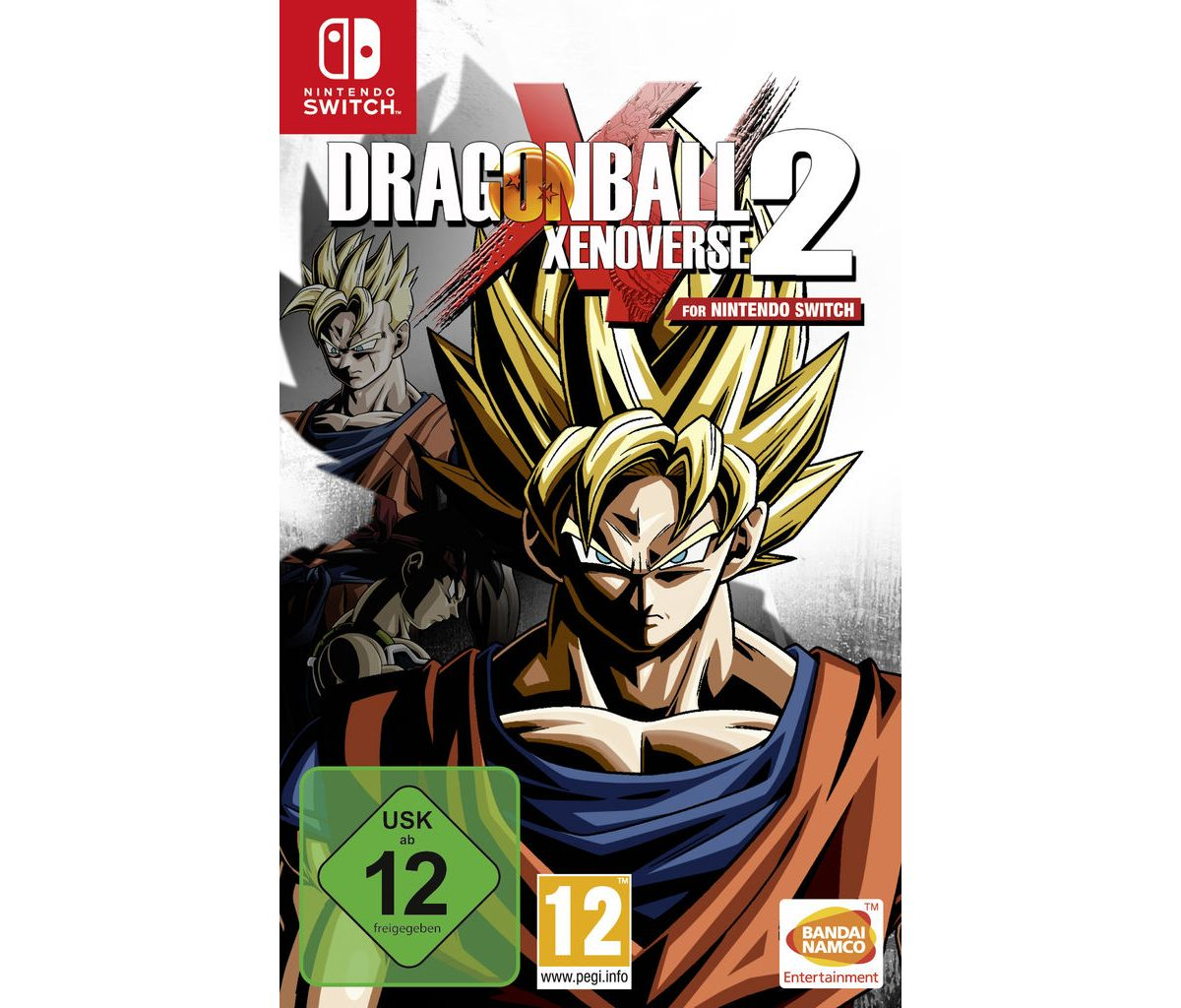 Bandai Nintendo Switch - Spiel »Dragon Ball Xen...