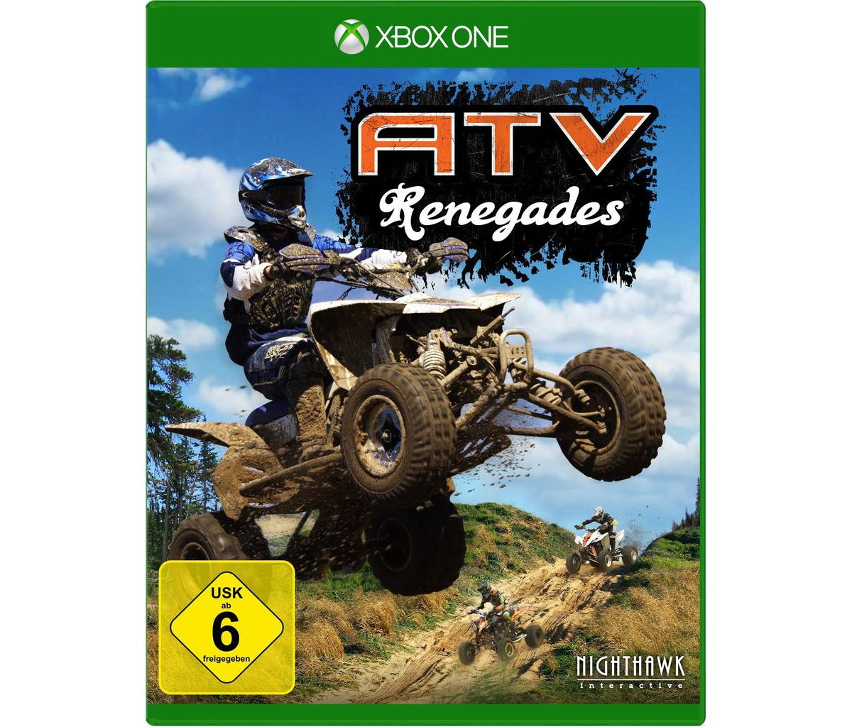 U&I XBOX One - Spiel »ATV Renegades«