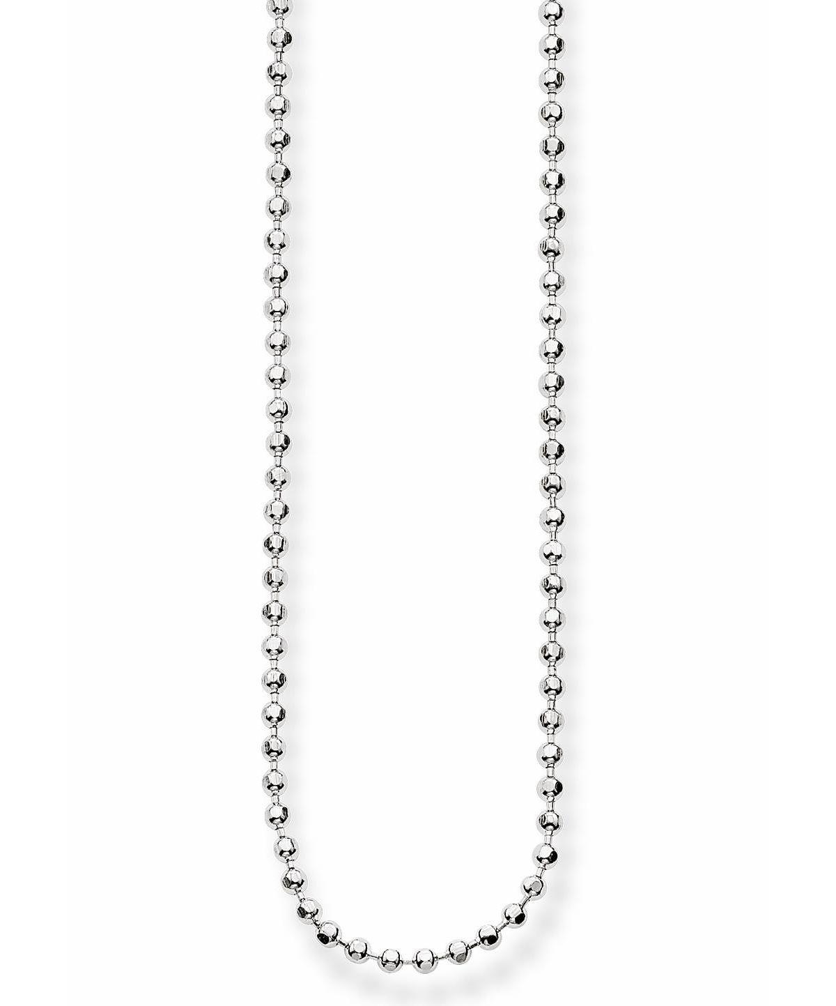THOMAS SABO Silberkette »KE1347-001-12-L42v, L5...