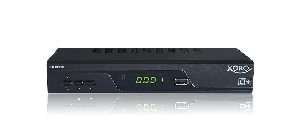 XORO DVB-C HD-Kabel-Receiver PVR-ready CI+ »HRK...