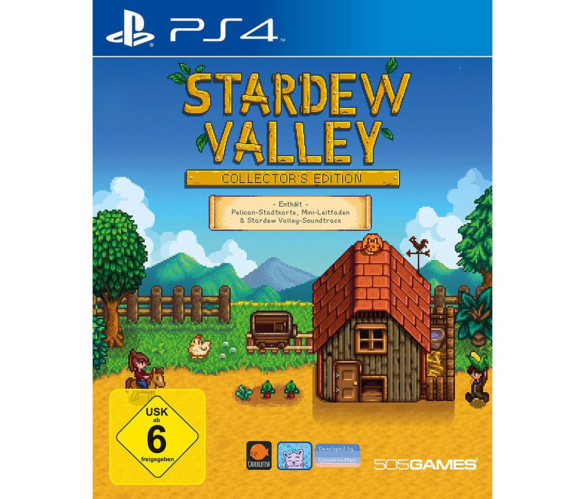 505 Games Playstation 4 - Spiel »Stardew Valley...
