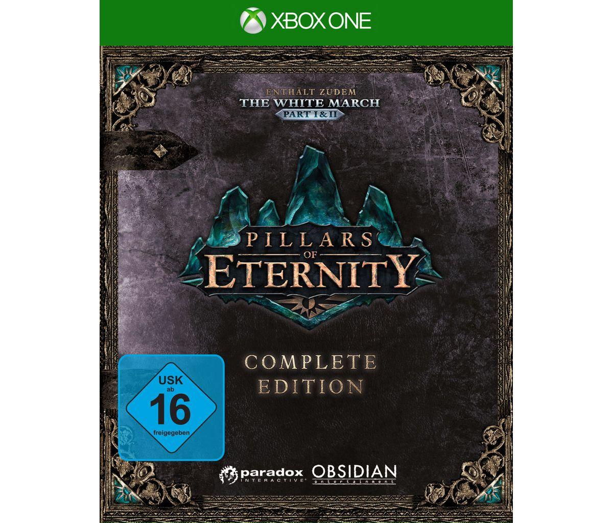 505 Games XBOX One - Spiel »Pillars of Eternity...