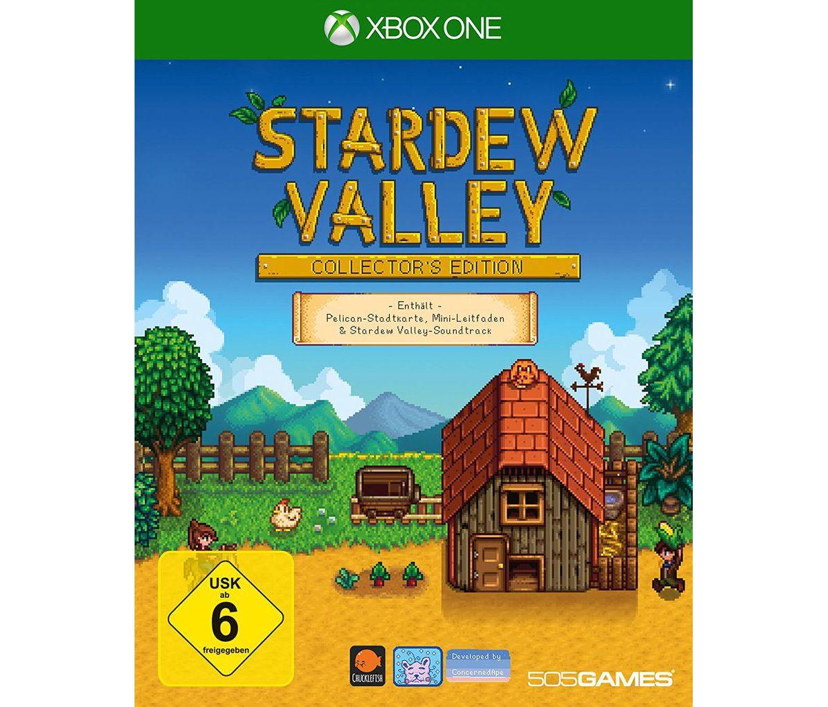 505 Games XBOX One - Spiel »Stardew Valley Coll...
