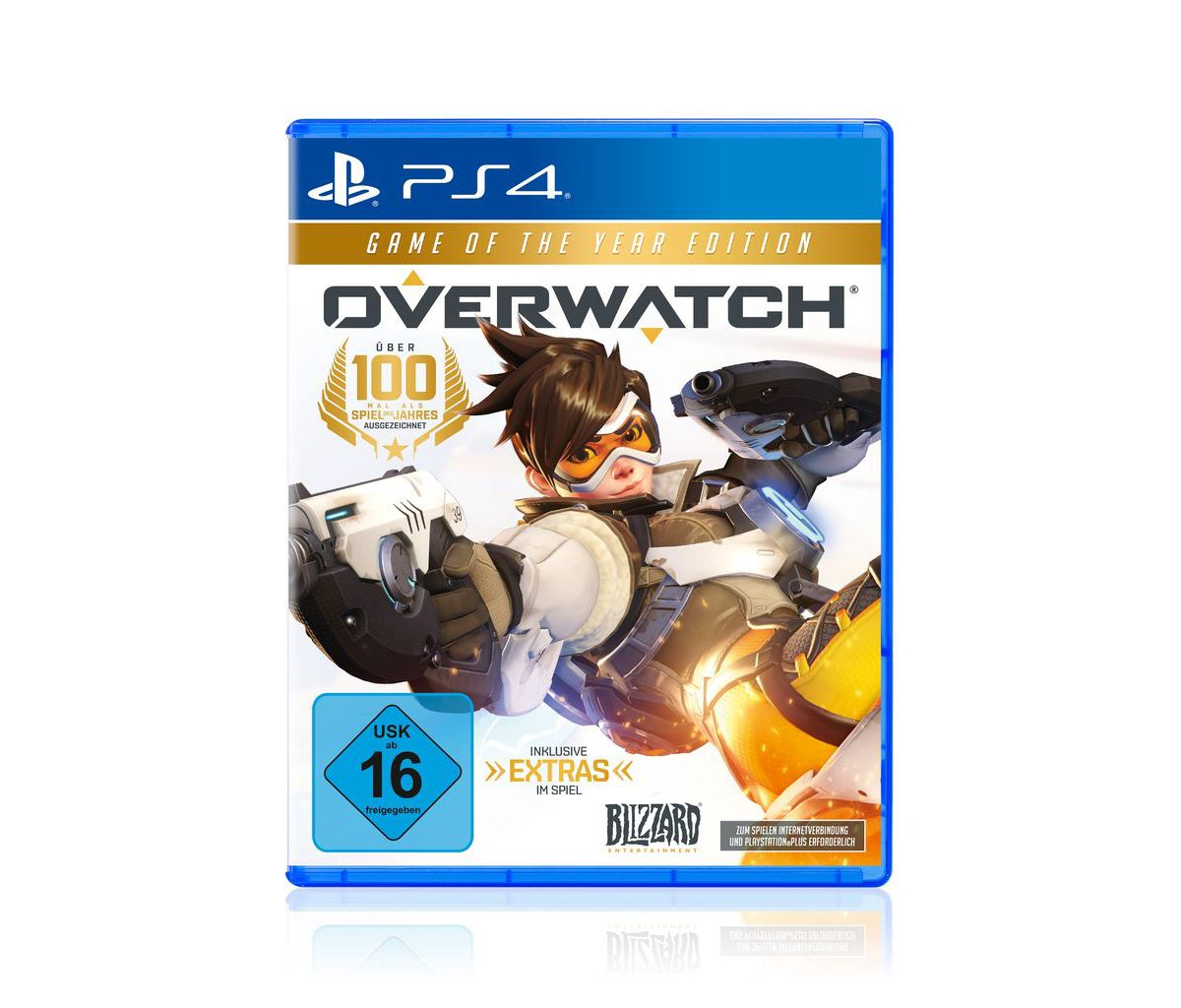 Blizzard Playstation 4 - Spiel »Overwatch - Gam...