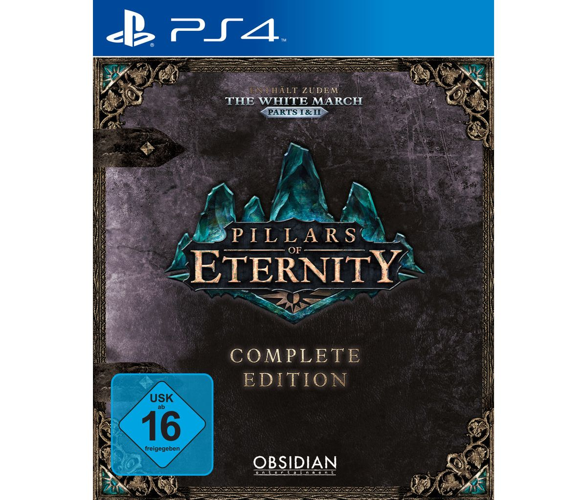 505 Games Playstation 4 - Spiel »Pillars of Ete...