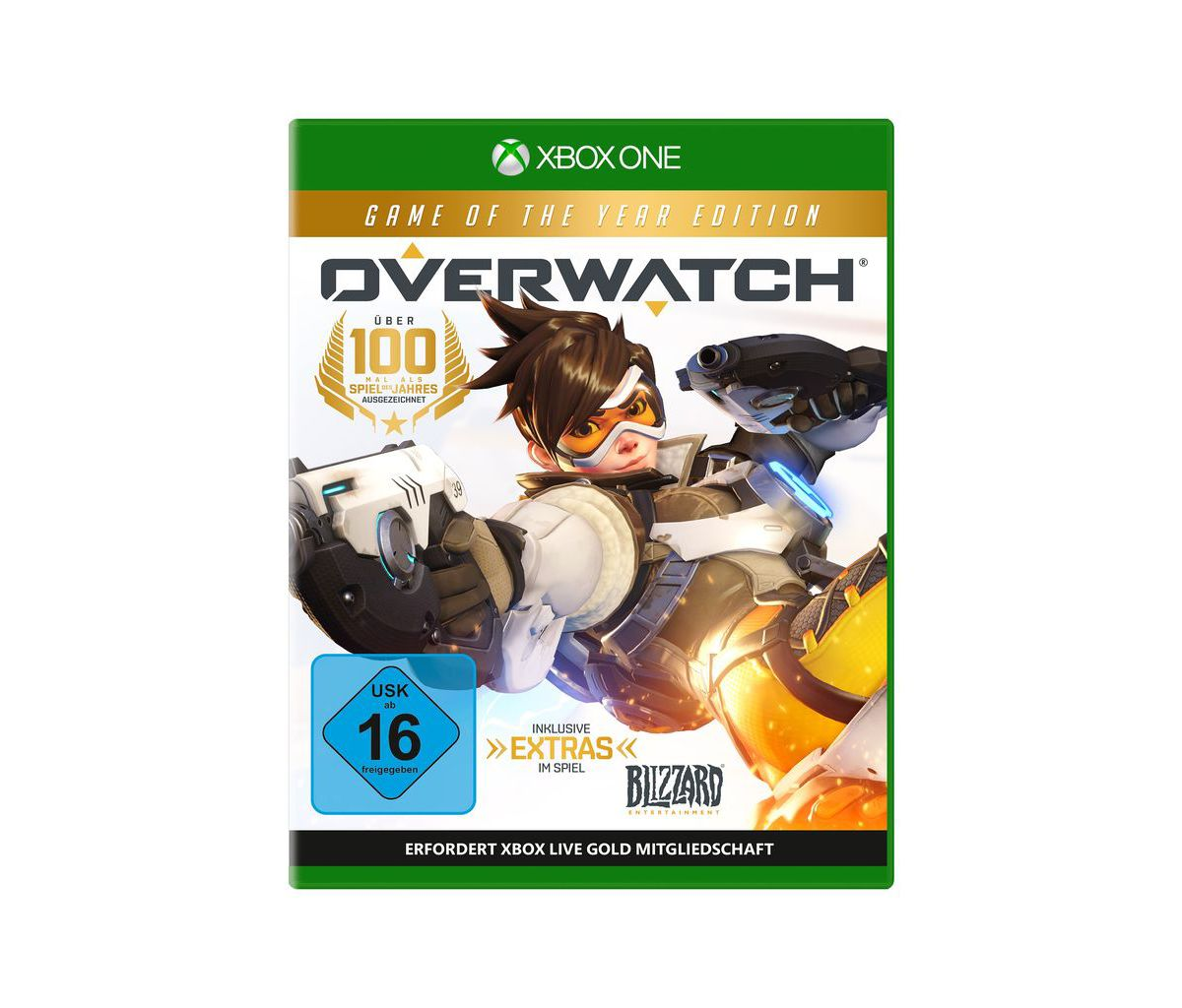 Blizzard XBOX One - Spiel »Overwatch - Game of ...