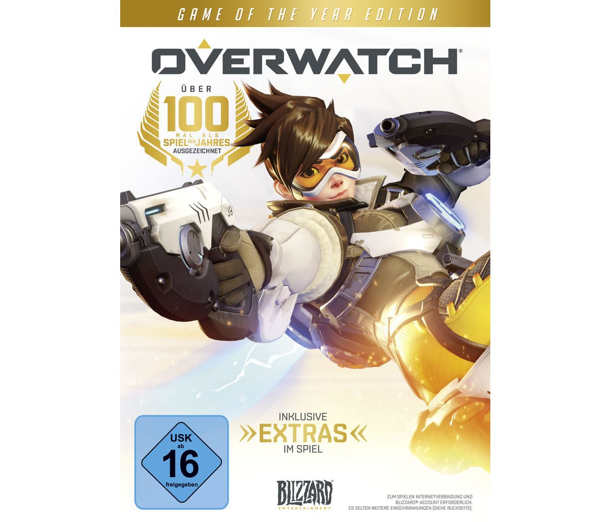 Blizzard PC - Spiel »Overwatch - Game of the Ye...