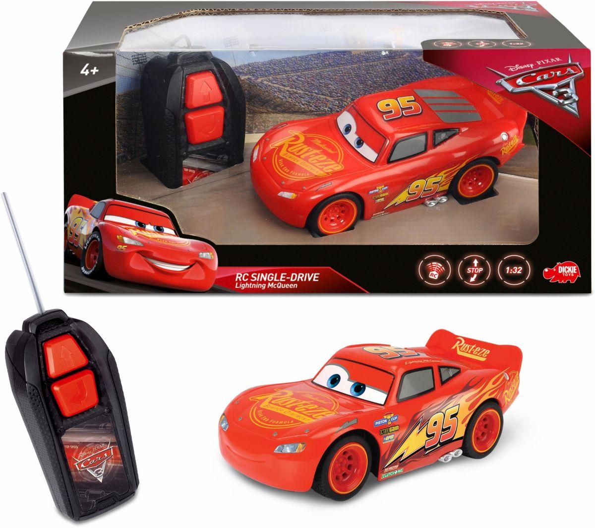 Dickie Toys RC Auto, »Disney Pixar Cars 3 Light...