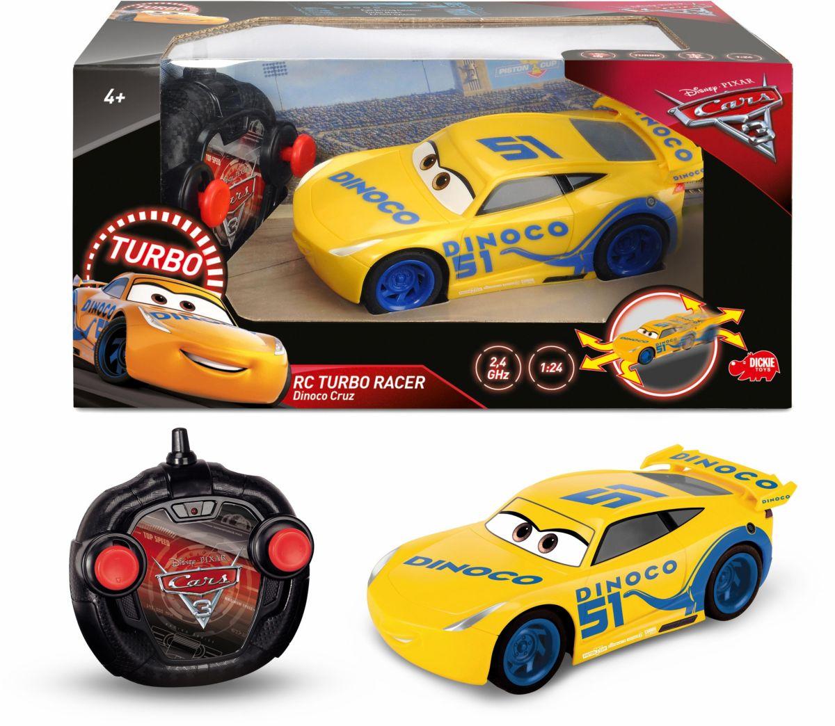 Dickie Toys RC Auto, »Disney Pixar Cars 3, Turb...
