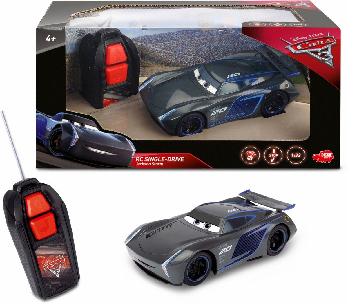 Dickie Toys RC Auto, »Disney Pixar Cars 3, Jack...