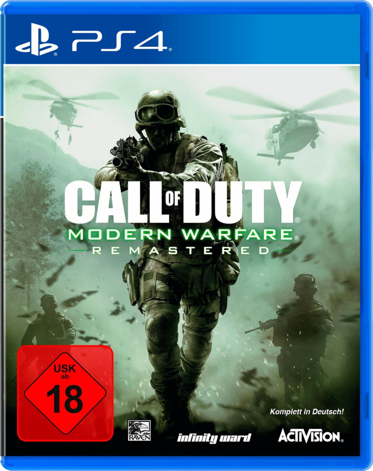 Call of Duty: Modern Warfare Remastered PlaySta...