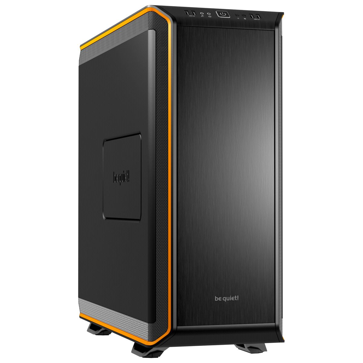 PCs »DARK BASE 900 Orange Gehäuse«