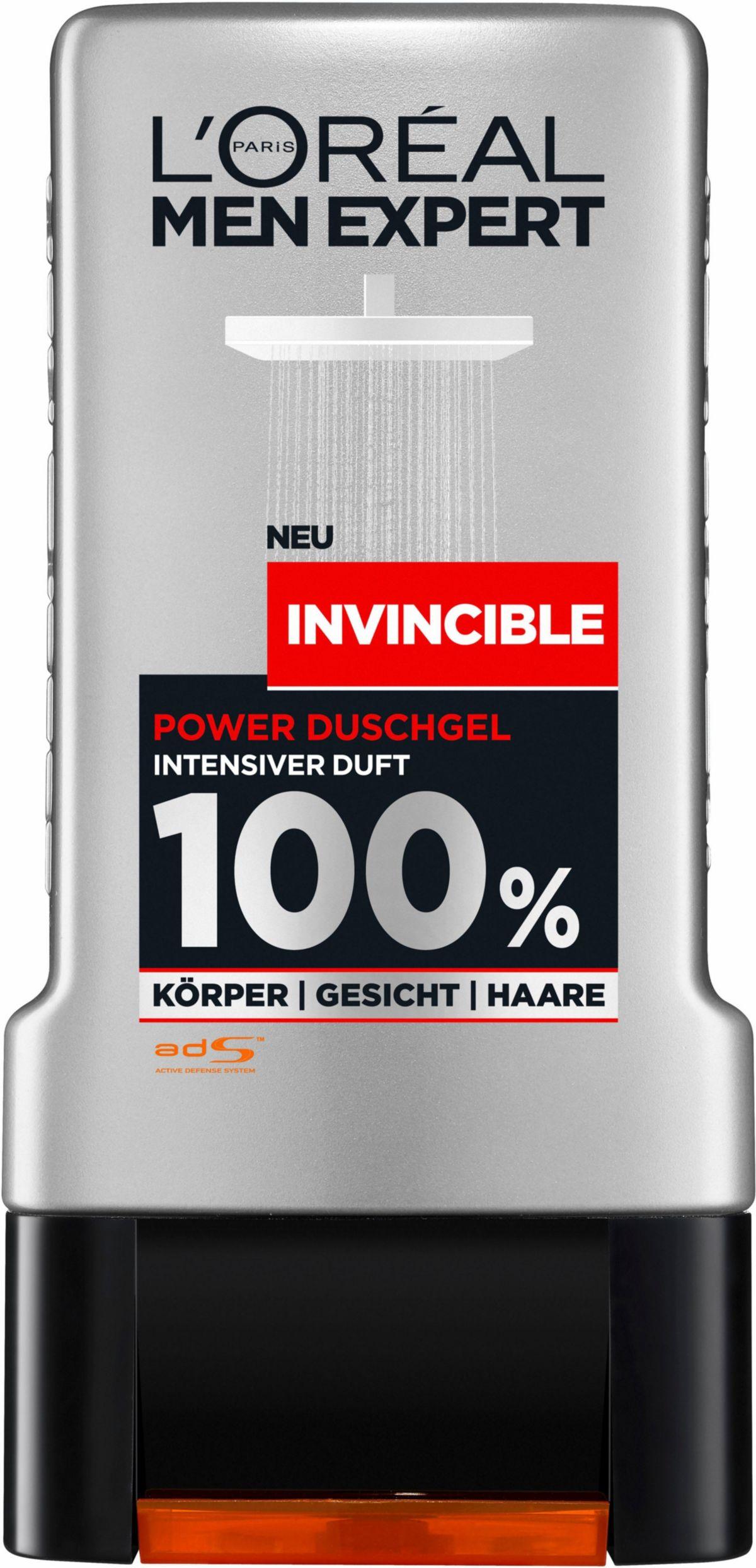 L´Oréal Paris Men Expert, »Men Expert Duschgel Invincible«, Duschgel