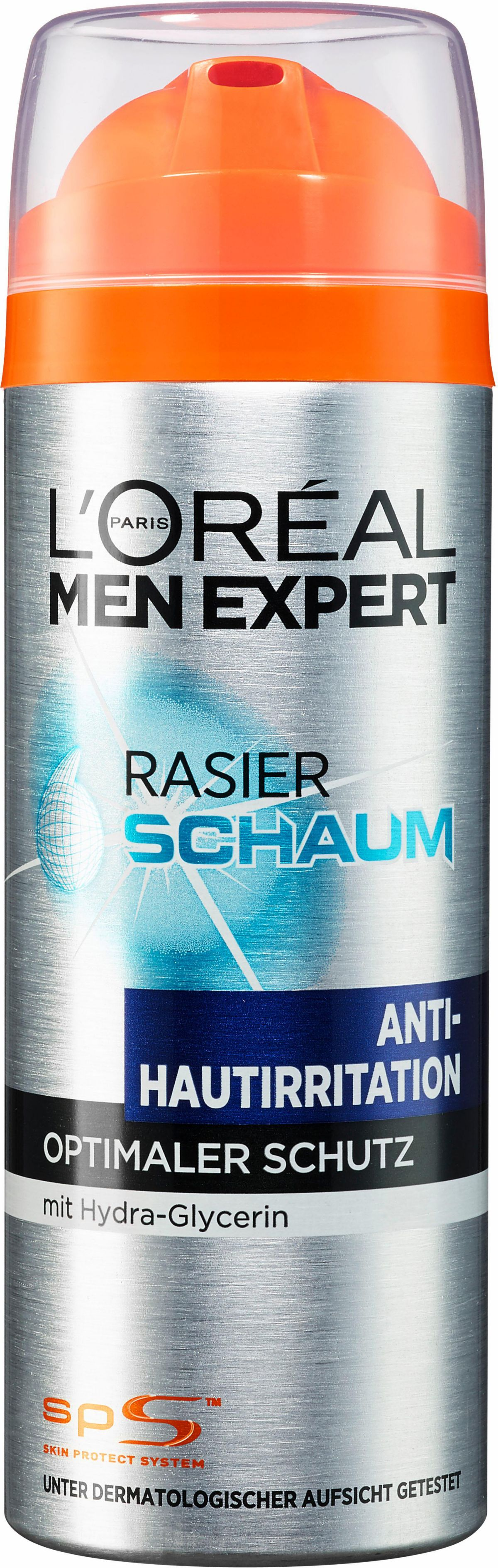 L´Oréal Paris Men Expert, »Hydra Energy Rasierschaum Anti-Hautirritation«, Rasiergel/-schaum