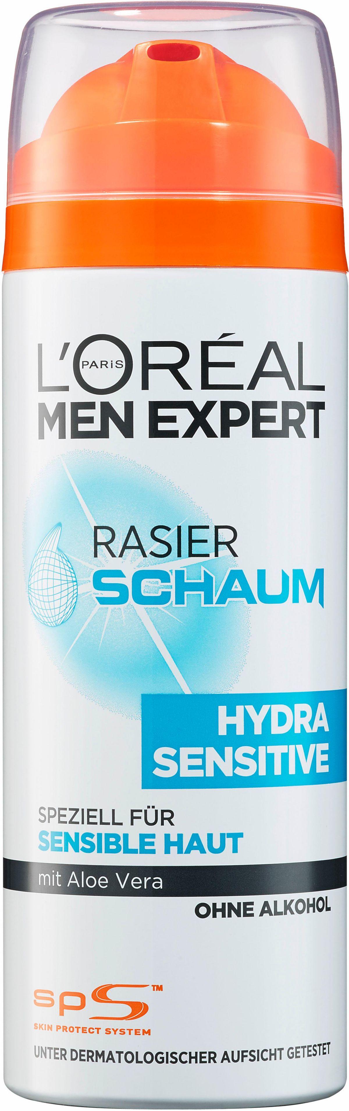 L´Oréal Paris Men Expert, »Hydra Sensitive Rasierschaum«, Rasierschaum