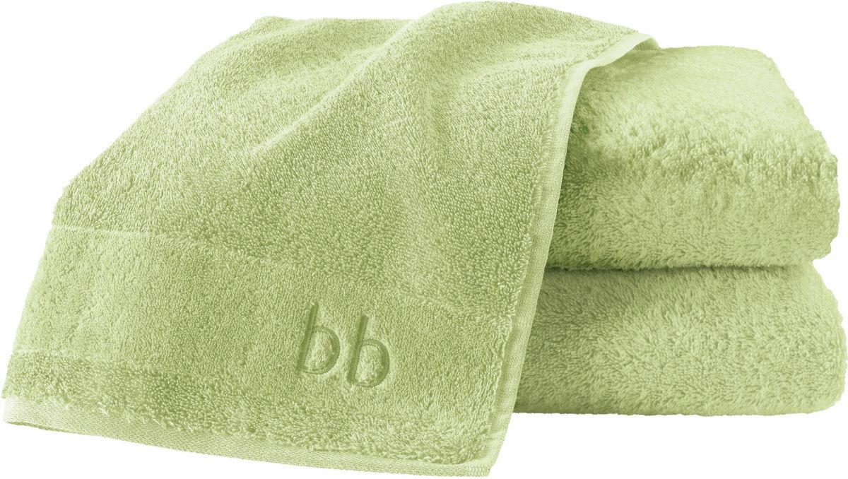 Badetuch, Barbara Becker, »Maya«, mit bb-Initia...