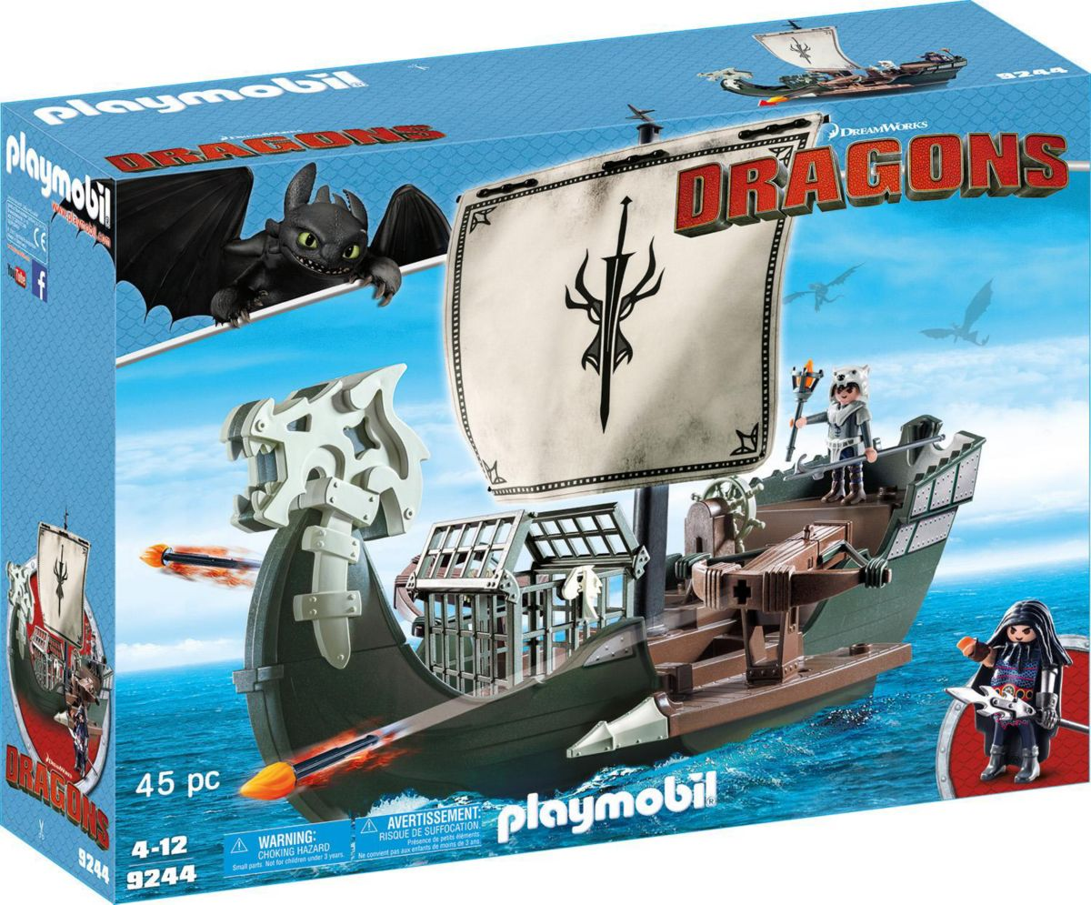 Playmobil® Dragos Schiff (9244), »Dragons«