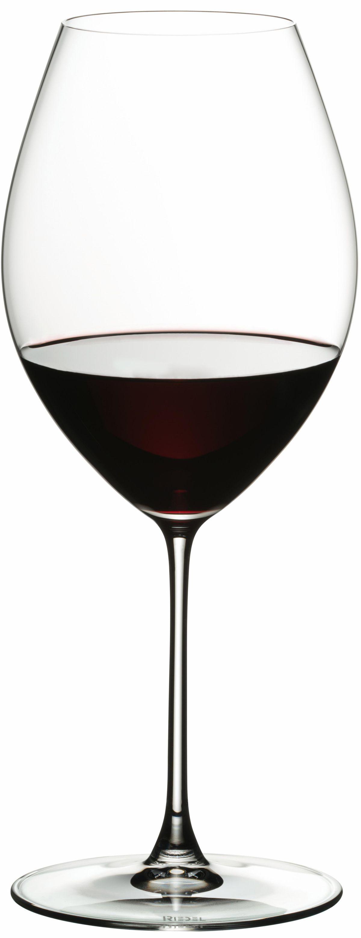 RIEDEL GLASS Wein-Glas, Old World Syrah, 2er Se...