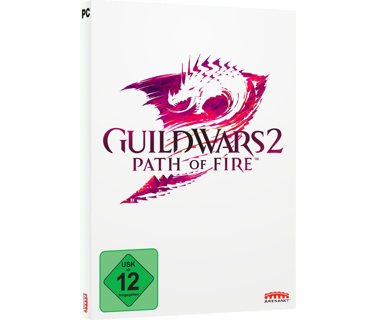 NCSoft PC - Spiel »Guild Wars 2 - Path of Fire«