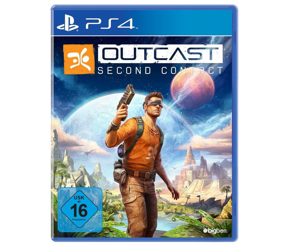 BigBen Playstation 4 - Spiel »Outcast - Second ...