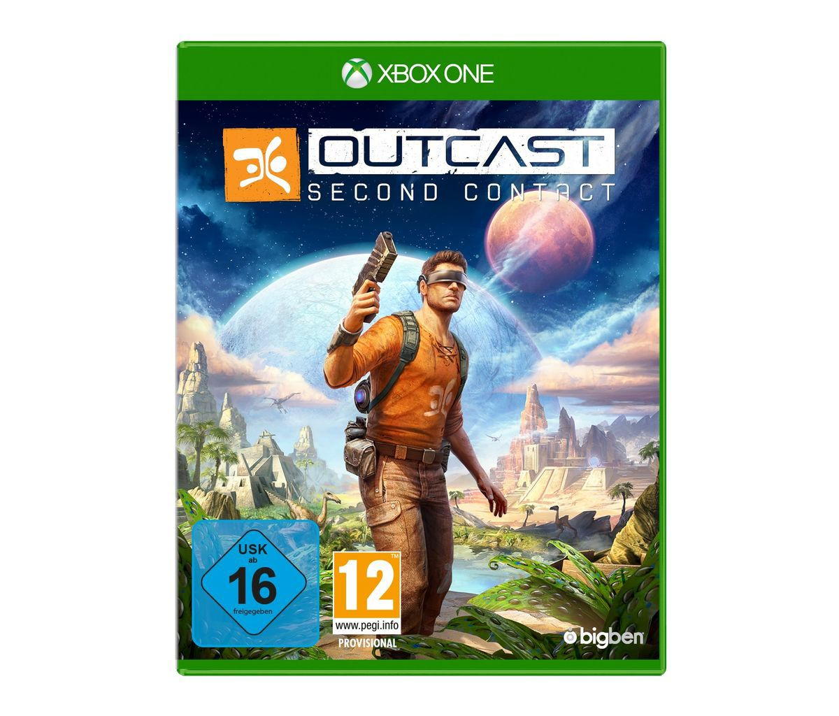 BigBen XBOX One - Spiel »Outcast - Second Contact«