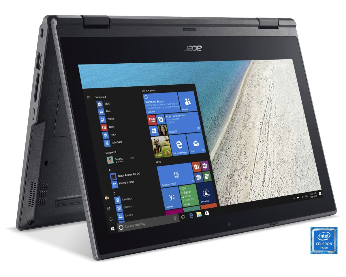 ACER TravelMate TMB118-RN-C42Z Convertible »Int...