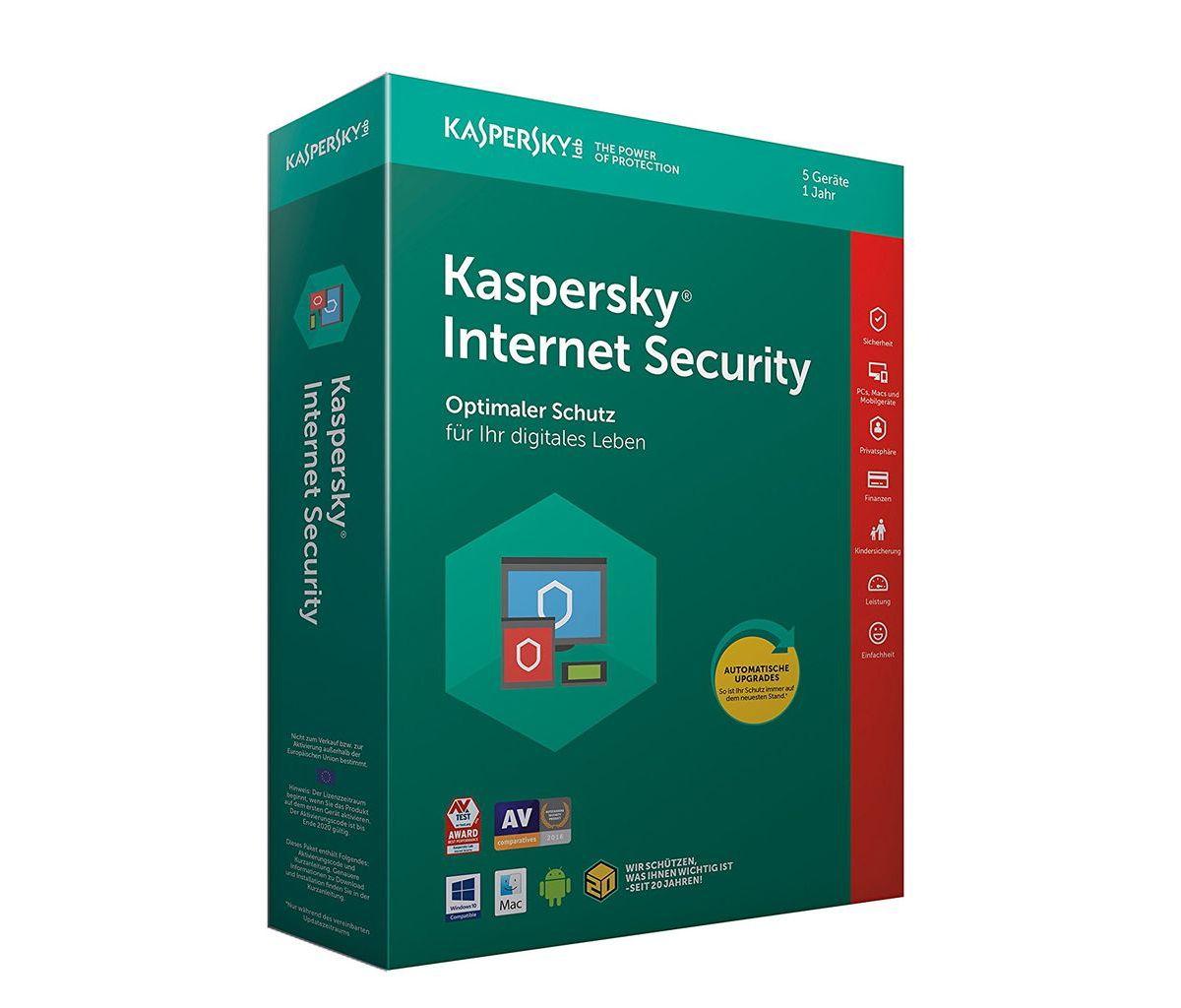 Kaspersky Software »Kaspersky Internet Security...