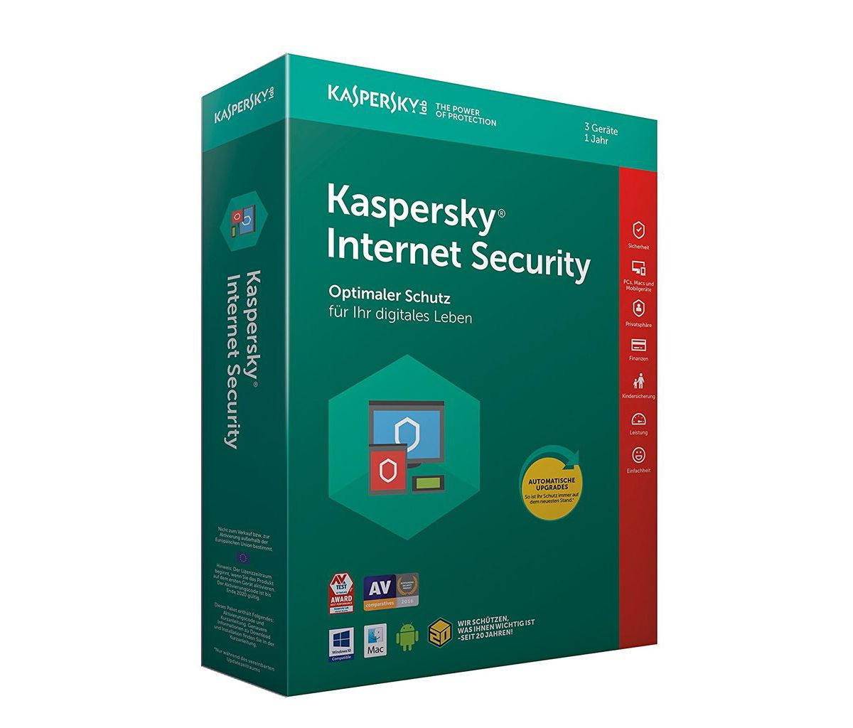 Kaspersky Software »Kaspersky Internet Security...