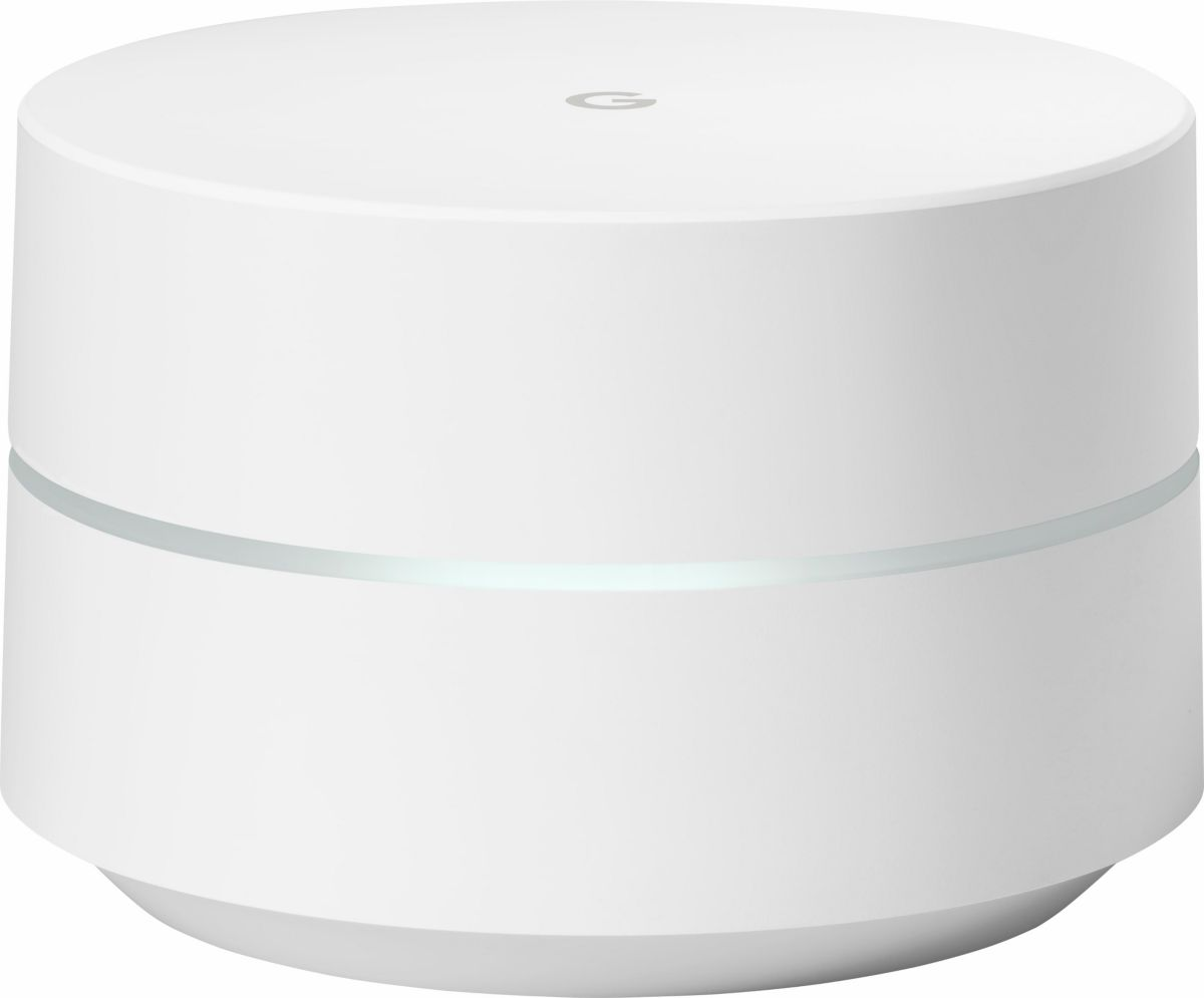 Google Home Wifi WLAN-Router (Einzelpack)