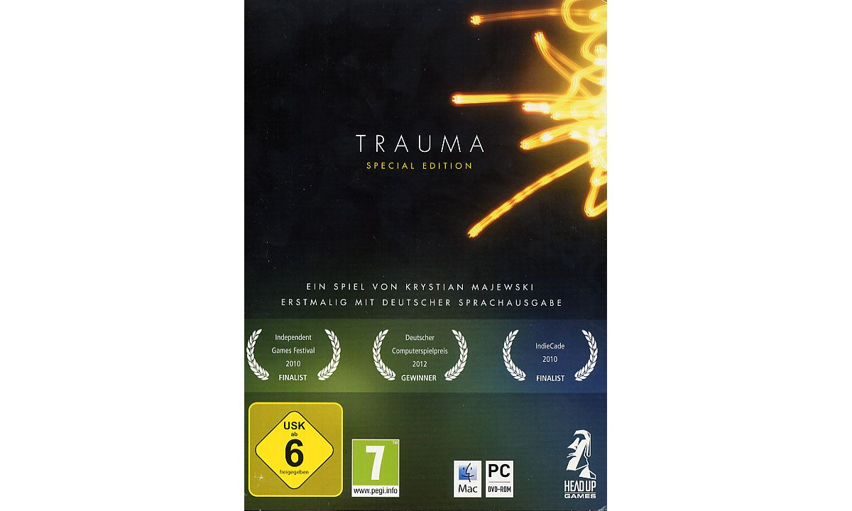 NBG Trauma Collector´s Edition »PC«