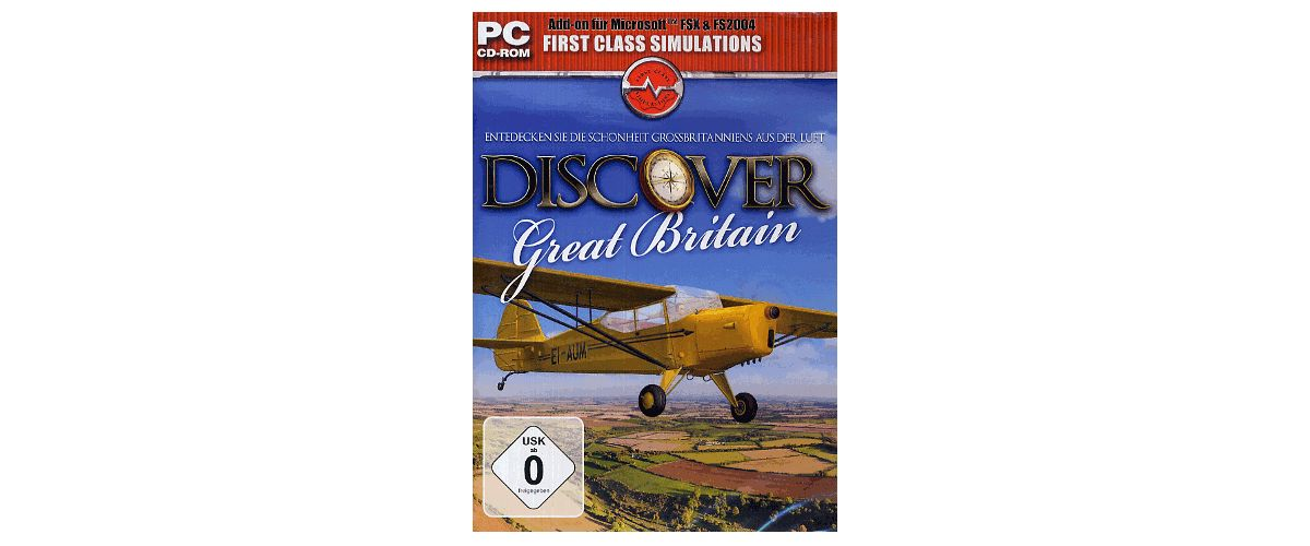 NBG Discover Great Britain »PC«