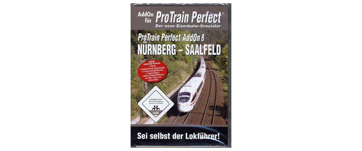 NBG ProTrain Perfect AddOn 8 Nürnberg - Saalfel...