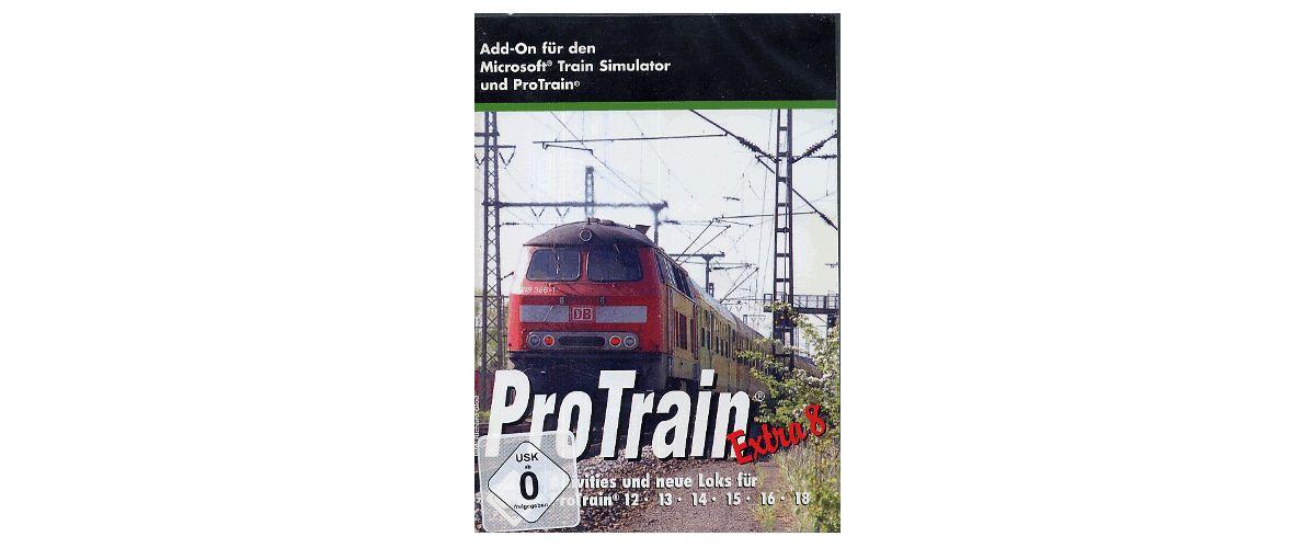 NBG ProTrain Extra 8 »PC«