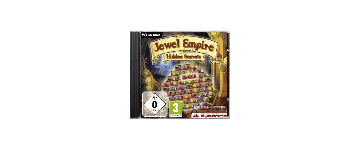 rondomedia Jewel Empire: Hidden Secrets »PC«