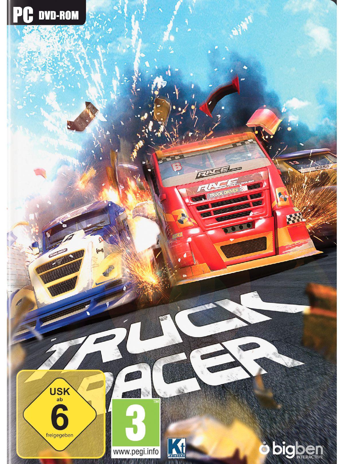 BIGBEN Truck Racer »PC«