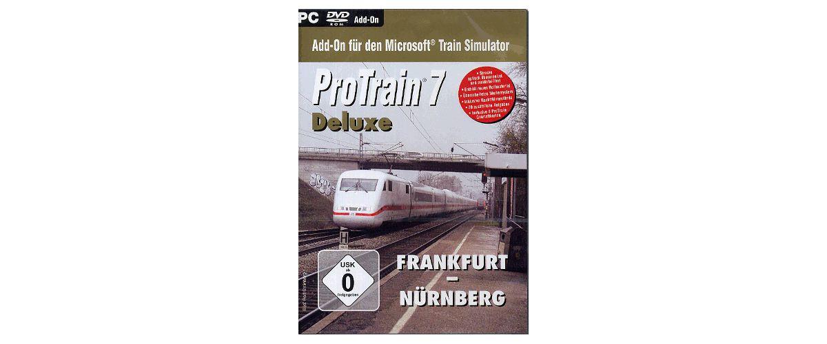 NBG ProTrain 7 Deluxe: Frankfurt - Nürnberg »PC«