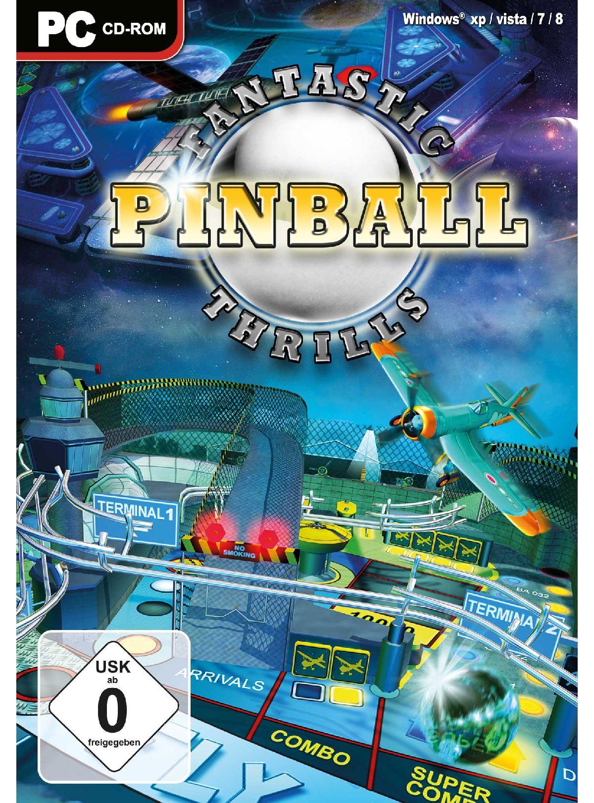 UIG Fantastic Pinball Thrills »PC«