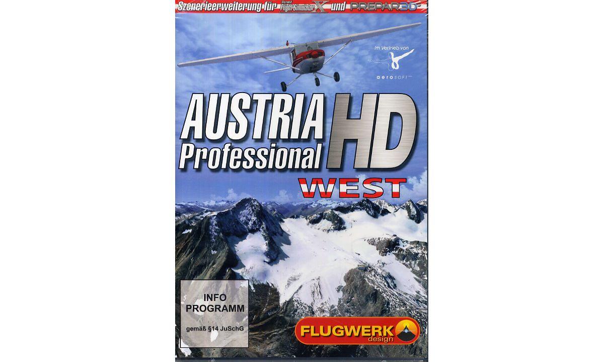 NBG FSX AddOn: Austria Prof. HD-West »PC«