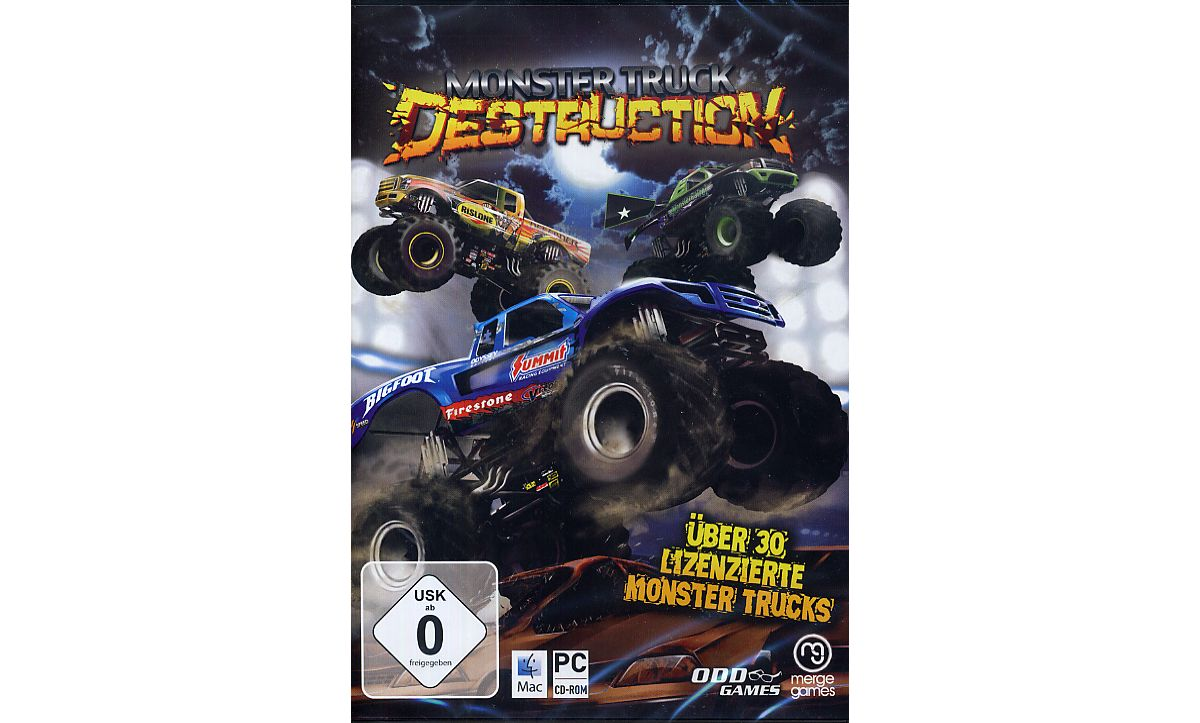 NBG Monster Truck Destruction »PC«