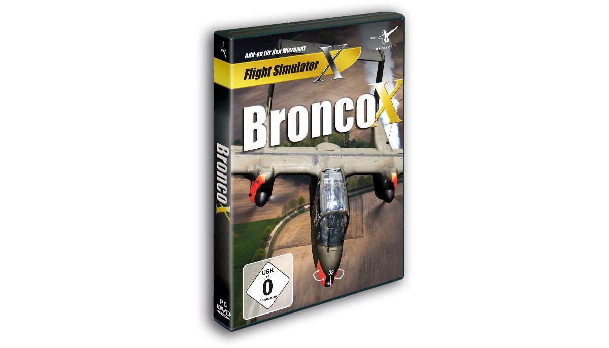 NBG FSX AddOn: Bronco X »PC«