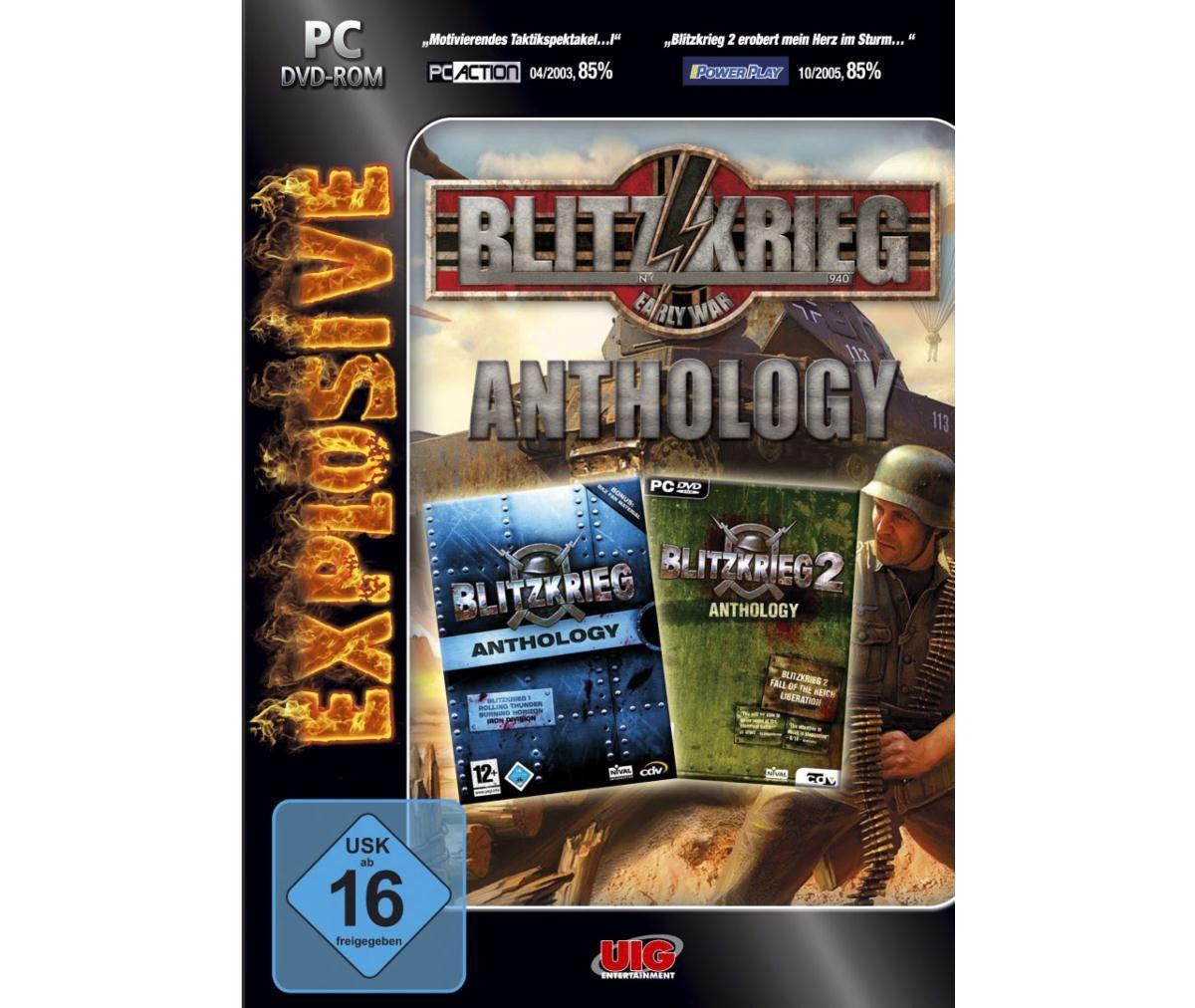 UIG Explosive Blitzkrieg Anthology »PC«