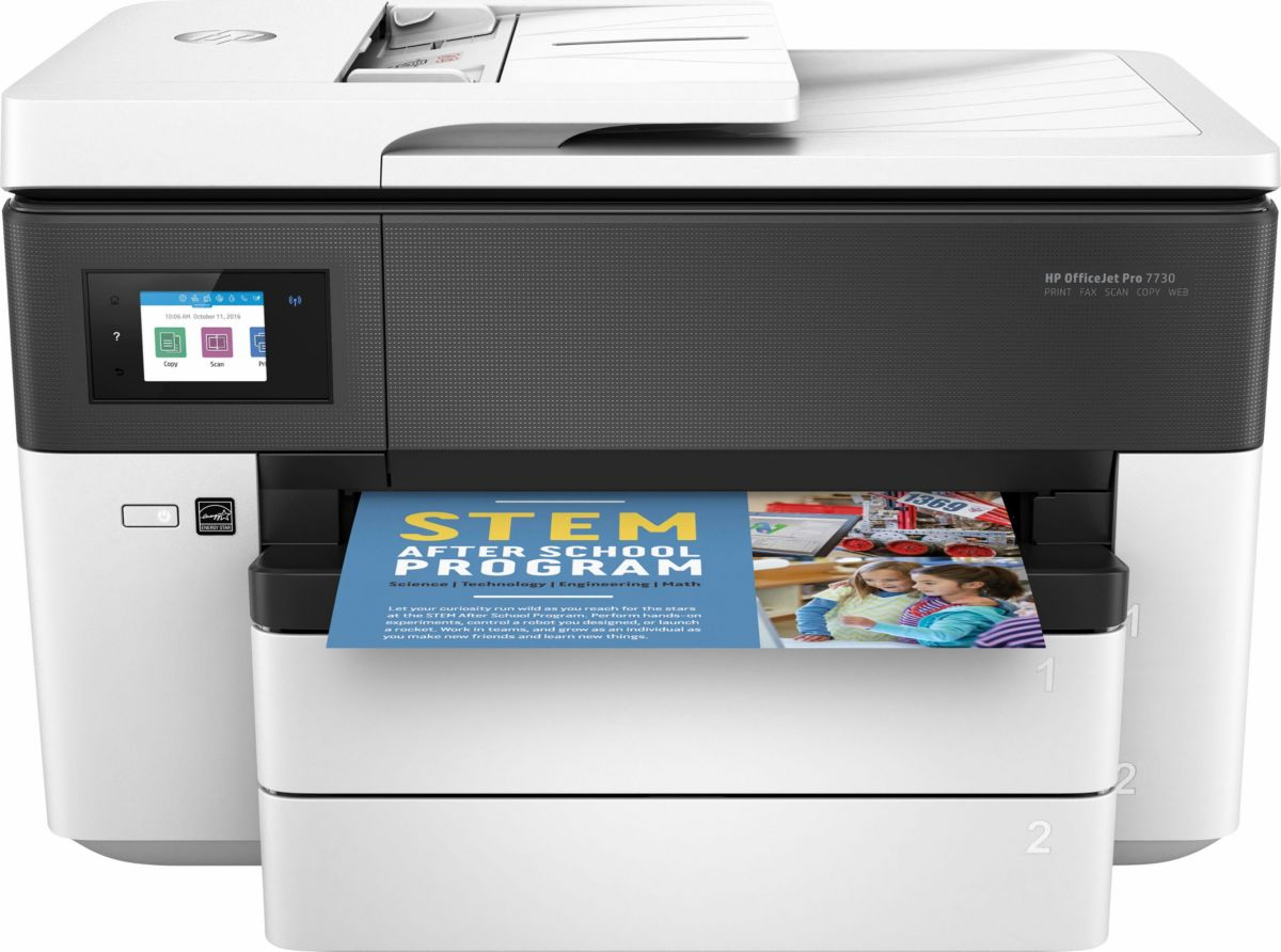 OfficeJet Pro 7730 Wide All-In-One-Drucker