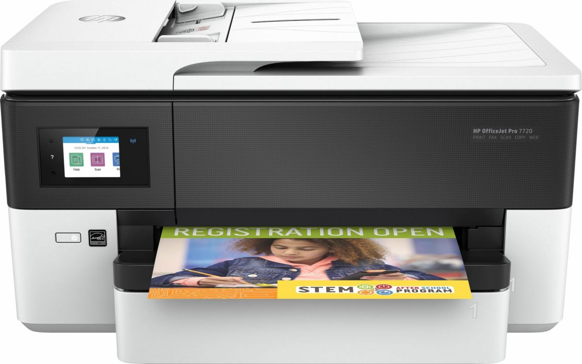 OfficeJet Pro 7720 Wide All-In-One-Drucker