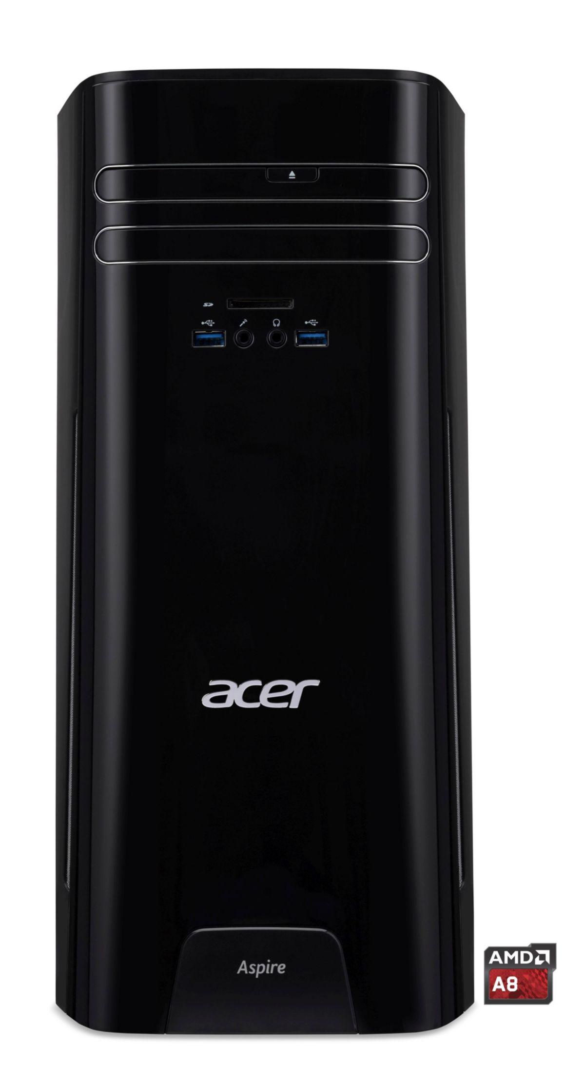 ACER Aspire TC 230 Desktop PC AMD A8 7410 1000 GB HDD 4 GB