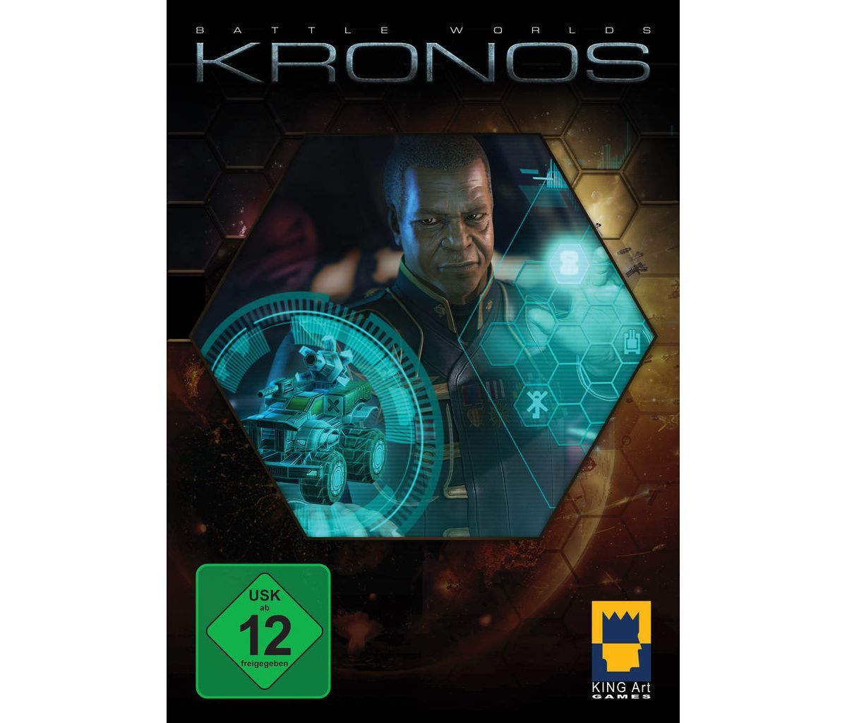 Crimson Cow PC - Spiel »Battle Worlds: Kronos«