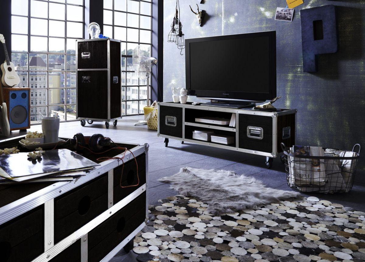 SIT TV-Lowboard »Dark Roadies«, Breite 140 cm, ...