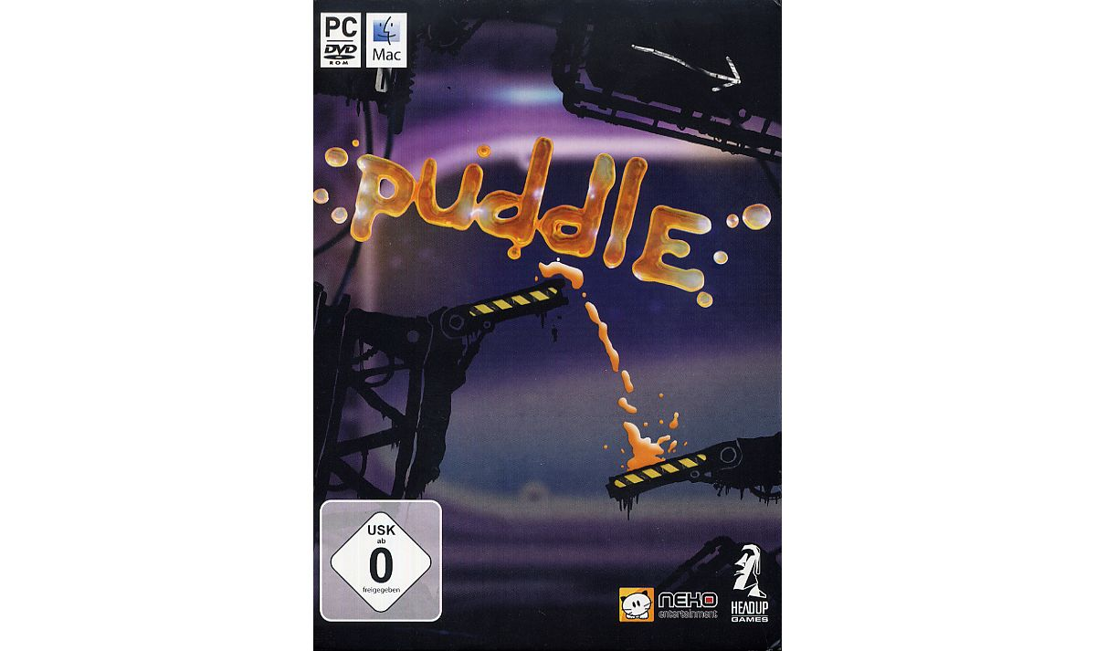 NBG Puddle - Collector´s Edition (Preisgranate)...
