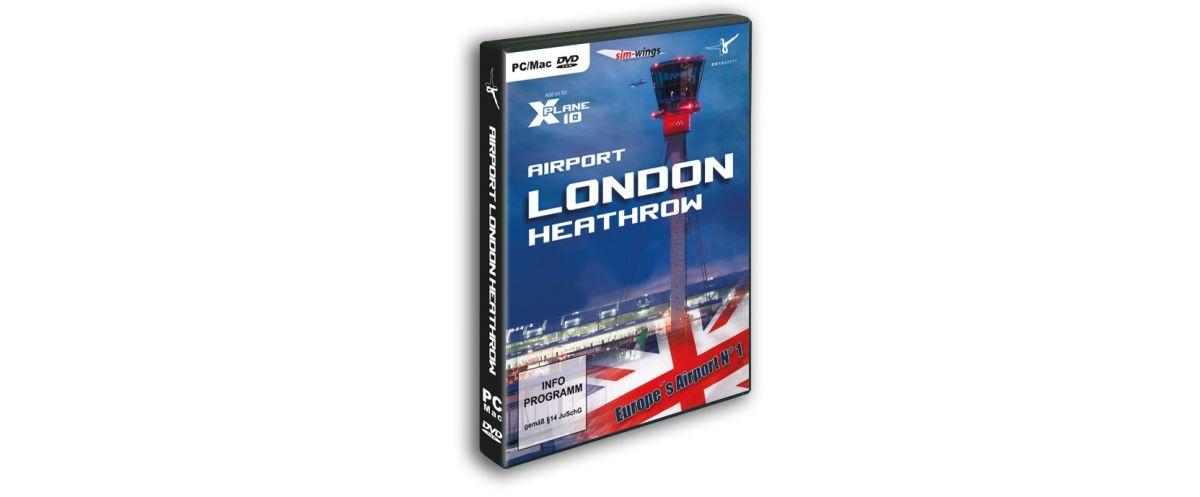 NBG X-Plane 10 Airport London-Heathrow (AddOn) ...