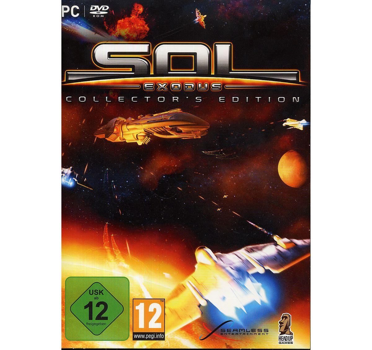 NBG Sol: Exodus - Collector´s Edition Preisgran...