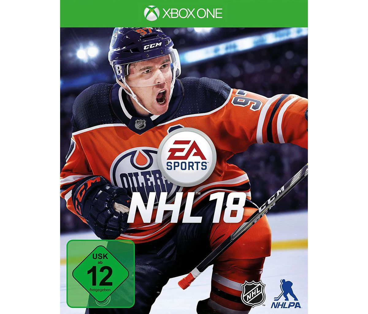 Electronic Arts XBOX One - Spiel »NHL 18«